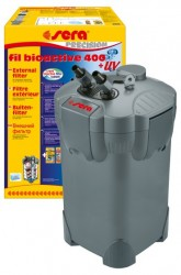 Sera - Sera Fil Bioactive 400+UV Dış Filtre 1100Lt/Sa