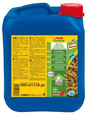 Sera Florena Sıvı Bitki Gübresi 5000 ML