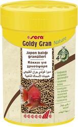 Sera - Sera Goldy Gran Nature Japon Balık Yemi 250 ML