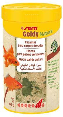 Sera Goldy Nature Pul Balık Yemi 250 ML