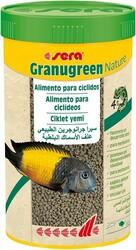 Sera - Sera Granu Green Nature Bitkisel Balık Yemi 250 ML
