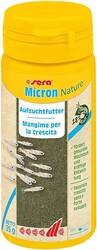 Sera - Sera Micron Nature Yavru Balık Büyütme Yemi 50 ML