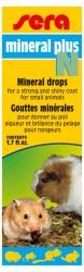Sera - Sera Mineral Plus N (Kemirgen Minerali) 50ml