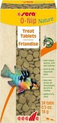 Sera - Sera O-Nip Nature Tablet Balık Yemi / 24 Tablet