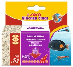 Sera - Sera Silicate Clear Filtre Malzemesi 60 Gram