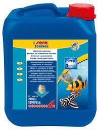 Sera Toxivec 5000 ml Acil Koruma Quick Clean Formula