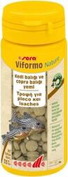 Sera - Sera Viformo Nature Tablet Balik Yemi 50ml / 33 gr