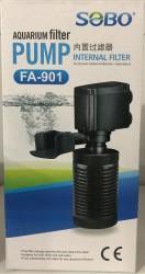 Sobo - Sobo FA-901 Akvaryum İç Filtre 800 Lt/S