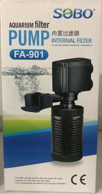 Sobo FA-901 Akvaryum İç Filtre 800 Lt/S