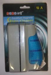 Sobo - Sobo Mıknatıslı Akvaryum Cam Sileceği XL Boy