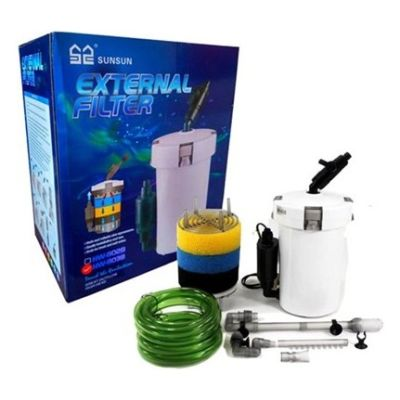 SunSun HW-603B Mini Dış Filtre 400 Lt/H 6W