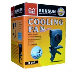 Sun Sun - Sunsun JF-001 Akvaryum Su Soğutucu Fan