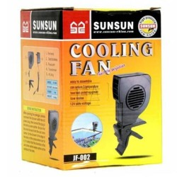 Sun Sun - Sunsun JF-002 Akvaryum Su Soğutucu Fan