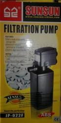 Sun Sun - SunSun JP-022F Akvaryum İç Filtresi 600Litre/S