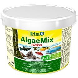 Tetra - Tetra Algae Mix Pul Balık Yemi 10 Lt Kova