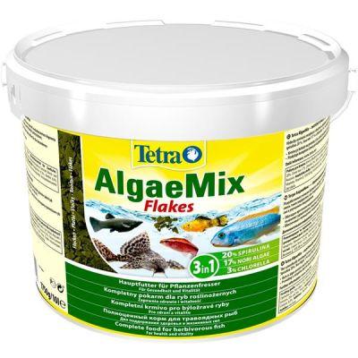Tetra Algae Mix Pul Balık Yemi 10 Lt Kova