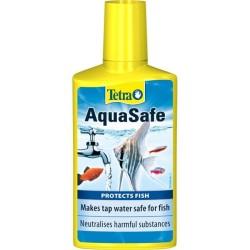 Tetra - Tetra Aquasafe Akvaryum Su Düzenleyici 100 ML