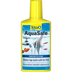 Tetra - Tetra Aquasafe Akvaryum Su Düzenleyici 50 ML