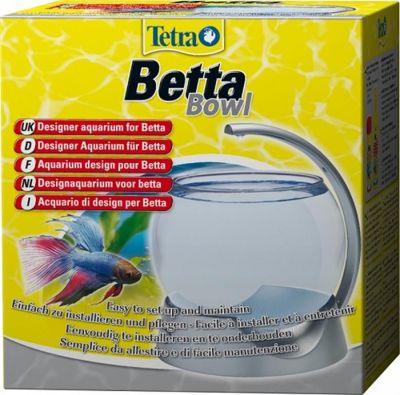 Tetra Betta Bowl Led Lambalı Beta Kabı