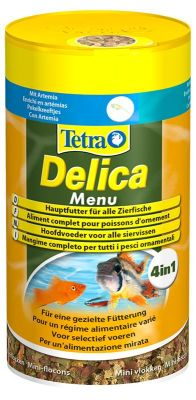 Tetra Delica Menü 4in1 Balık Yemi 250 ML