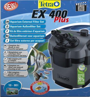 Tetra Ex 400 PLUS Akvaryum Dış Filtre 400 Lt/S
