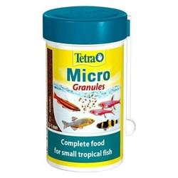 Tetra - Tetra Micro Granules Balık Yemi 100 ML