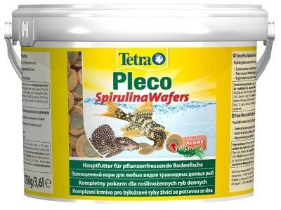 Tetra Pleco Spirulina Algae Wafers 100 Gram
