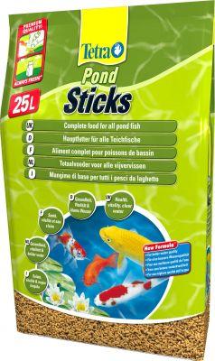 Tetra Pond Sticks Yeşil Balık Yemi 25 Lt / 3000 Gr.