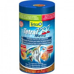 Tetra - Tetra Pro Menu 4 Yem Bir Arada 250 ML