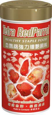 Tetra Red Parrot Papağan Balığı Yemi 250 ML