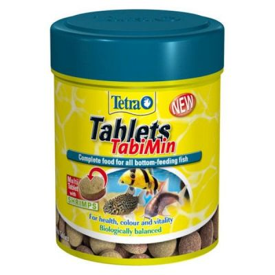 Tetra Tablets TabiMin 275 Tablet Balık Yemi