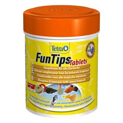 Tetra Tablets Tips Balık Yemi 72 Tablet