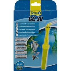 Tetra - Tetra Tec GC 30 Akvaryum Dip Süpürgesi Gravel Cleaner