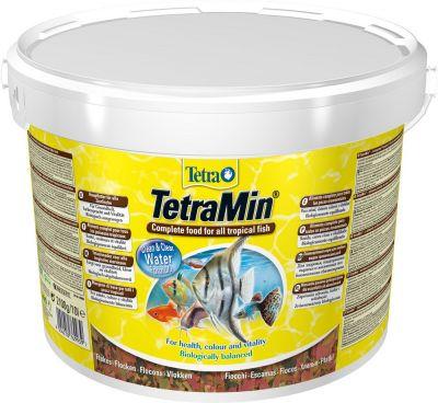 Tetra Tetramin Pul Balık Yemi 10 lt / 2100 Gr.
