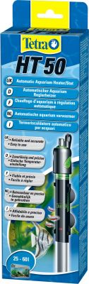 TetraTec HT 50 / 50 Watt Akvaryum Isıtıcısı