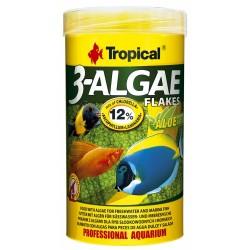 Tropical - Tropical 3-Algae Flakes Pul Yem 100 Gr.