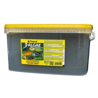 Tropical 3-Algae Gran 10 Lt / 4400 Gram