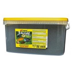 Tropical - Tropical 3-Algae Gran 10 Lt / 4400 Gram
