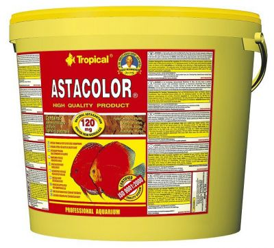 Tropical Asta Color Discus Flake 11 Lt / 2000 Gr.