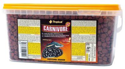 Tropical Carnivore Tablet Yem 5 Lt / 3000Gr.