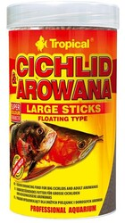 Tropical - Tropical Cichlid Arowana Large Sticks 100 Gram