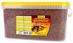 Tropical - Tropical Cichlid Arowana Large Sticks 10 Lt / 3000 Gr