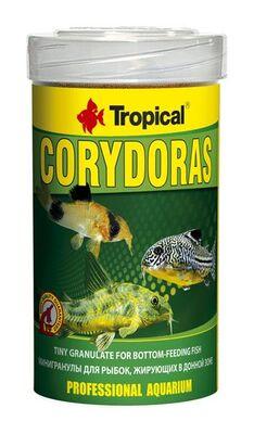 Tropical Corydoras Çöpcü Balığı Yemi 100 ML
