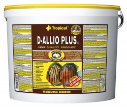 Tropical - Tropical D-Allio Plus Pul 11 Lt / 2000 Gram