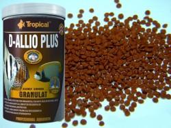 Tropical - Tropical D-Allio Plus Sarımsaklı Granulat Yem 250 Gram