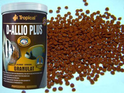 Tropical D-Allio Plus Sarımsaklı Granulat Yem 250 Gram