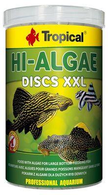 Tropical Hi-Algae Discs XXL 1000 Gram Poşet