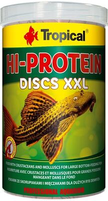 Tropical Hi-Protein Discs XXL 1000 Gram Poşet