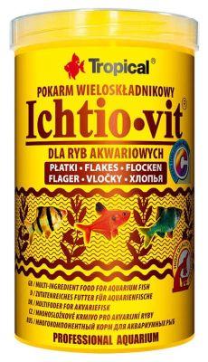 Tropical Ichtio-Vit Karışık Pul Yem 100 Gram