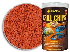 Tropical Krill Chips 100 Gram